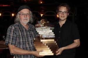 Roger Renaud remporte les honneurs