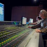 Salle de montage sonore