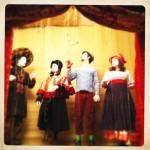 SOS Marionettes d'Anastasia Bourlakova