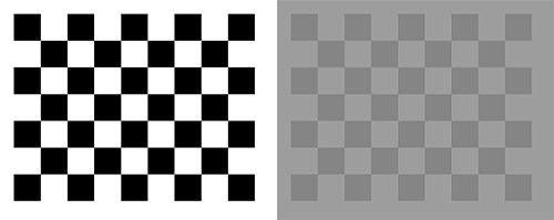 checkerContrast